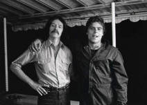 John Carpenter and Tony Moran