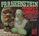Frankenstein Makes a Sandwich - a monster themed book of poems!