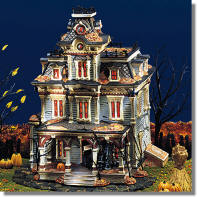 Dept 56 Grimsly Manor