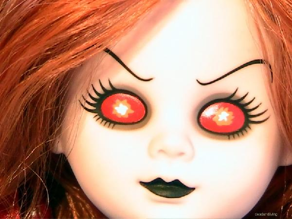Living Dead Dolls Inferno
