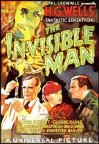 Poster for The Invisible Man