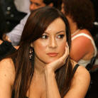 Jennifer Tilly - in the flesh, not the plastic