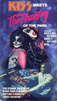 Kiss The Phantom of the Park