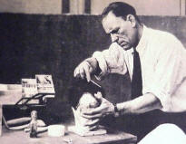 Lon Chaney Creating The Phantom