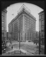 The Seelbach Hilton circa early 1900's