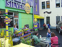 The friendly Silverbow Bakery