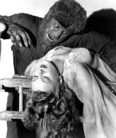 The Wolf Man's Lon Chaney Jr.
