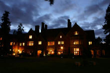 Thornewood Castle at Night