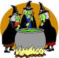 Three Witches from Macbeth by William Shakespeare